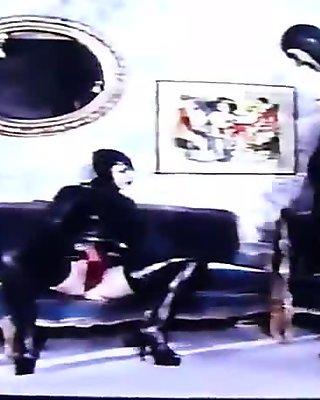 Rare Retro Latex VHS - 1C