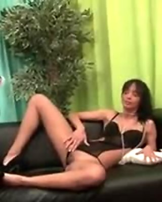 Skinny french mature anal fucked
