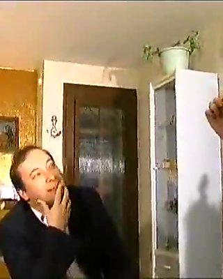 Philippe Dujonc - &Eacute_l&egrave_ve bais&eacute_e par ses professeurs particuliers