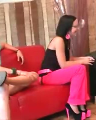 Big boobed french housewife hard anal fucked