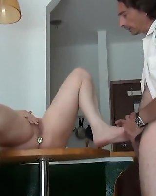 Baise anal sodomie couple francais