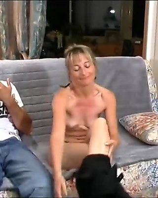 French porn audition tape - Telsev