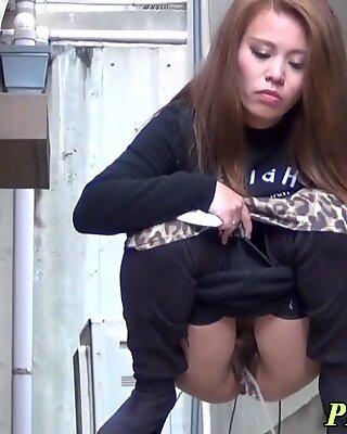 Asiater tisse suge alleyway