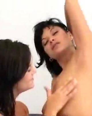 Lezboland.com-French Maid Lesbian!!!