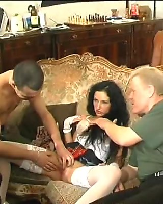 french privat anal fisting