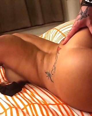 Flatmate Jerk On My Panties - nathansluts.com
