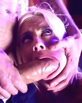 Brazzers - Sexy Stripper Jessie Volt love huge cock