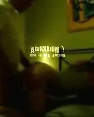 Argentina : uy asi la quiero ! grita ella cuando le meten ese fierro enorme