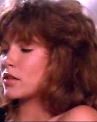 Tawny Kitaen & Zabou nude in Gwendoline clip 2