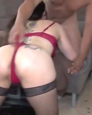 Adeline Ass Fucking 1