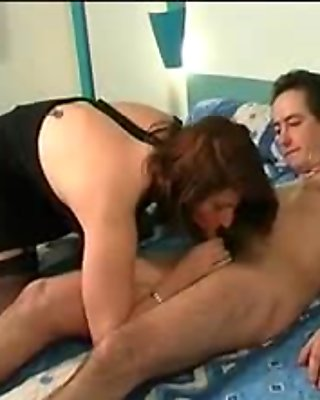 French swingers gets anal sex action