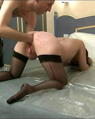 french libertine bdsm fisting and wax