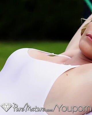 Puremature step äiti soaking märkä anaali jyystäminen